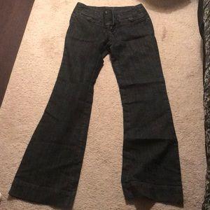 Boom Boom Jeans Boot Cut Size 3
